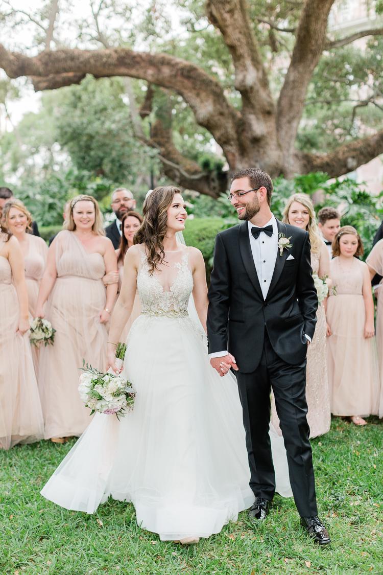 Sacred Heart Church Wedding Tampa Photographer | Lauren Galloway Photography-83.jpg