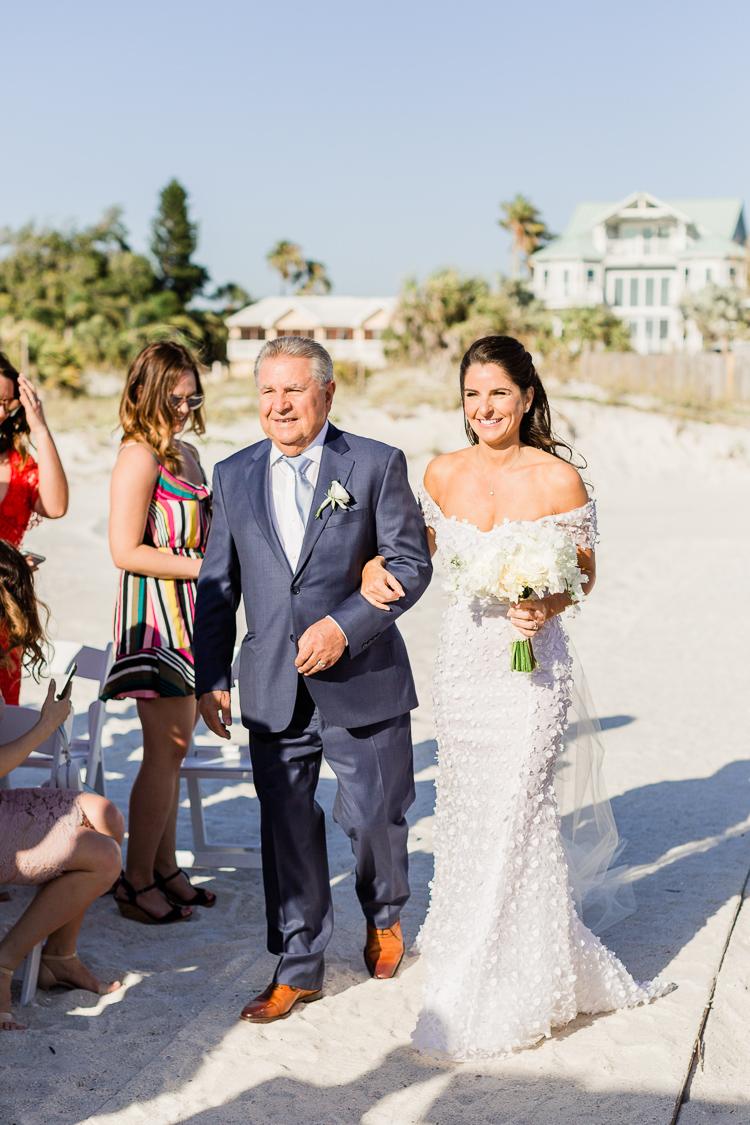 Carlouel Yacht Club Wedding, Clearwater Beach Florida Wedding Photographer, Seaside Beach Wedding, Florida Yacht Club, Lauren Galloway Photography