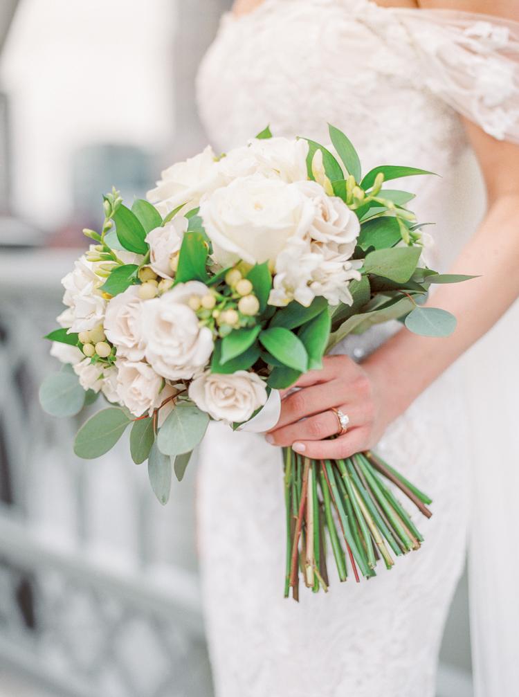 Lauren + Oscar | The Bridge Building Wedding in Nashville
