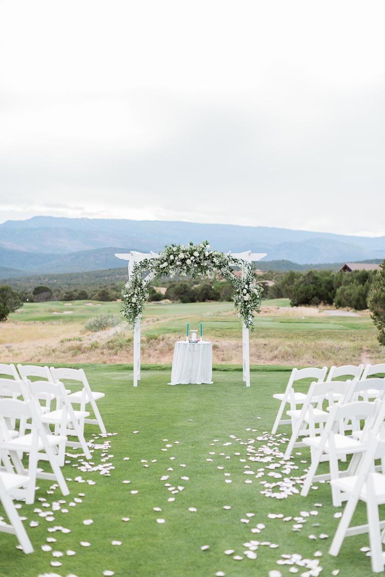 New Mexico Paako Ridge Golf Club Wedding Albuquerque Photo | Lauren Galloway Photography-34.jpg