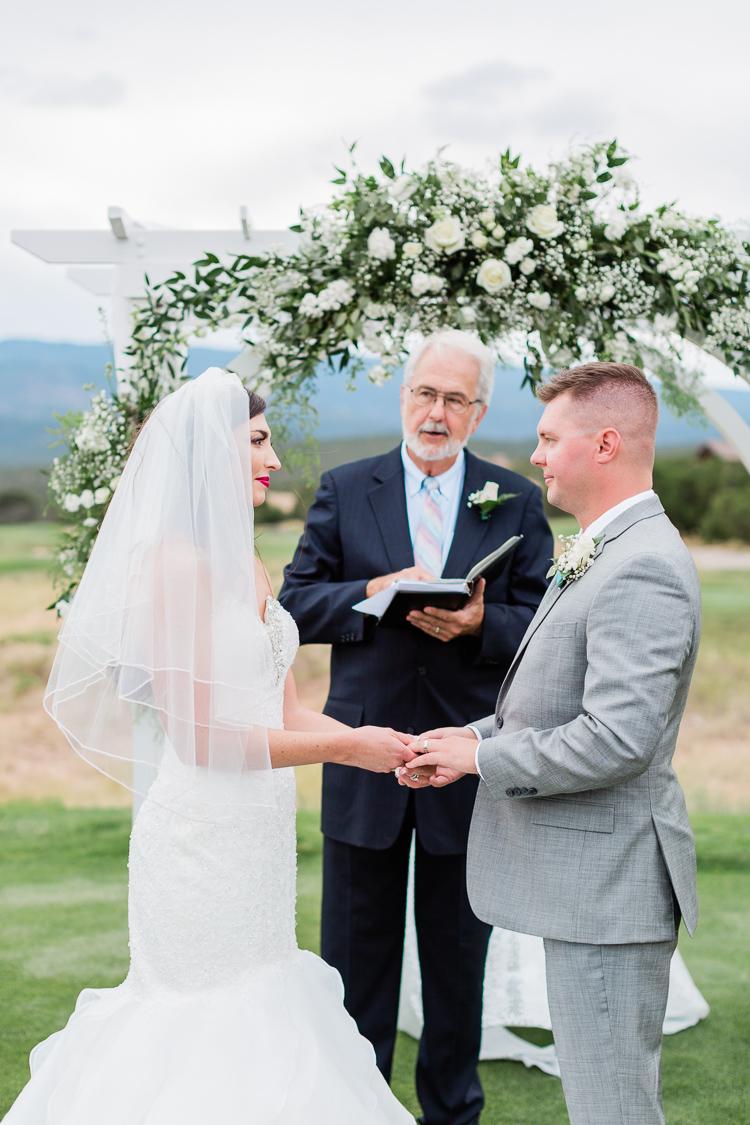 New Mexico Paako Ridge Golf Club Wedding Albuquerque Photo | Lauren Galloway Photography-52.jpg