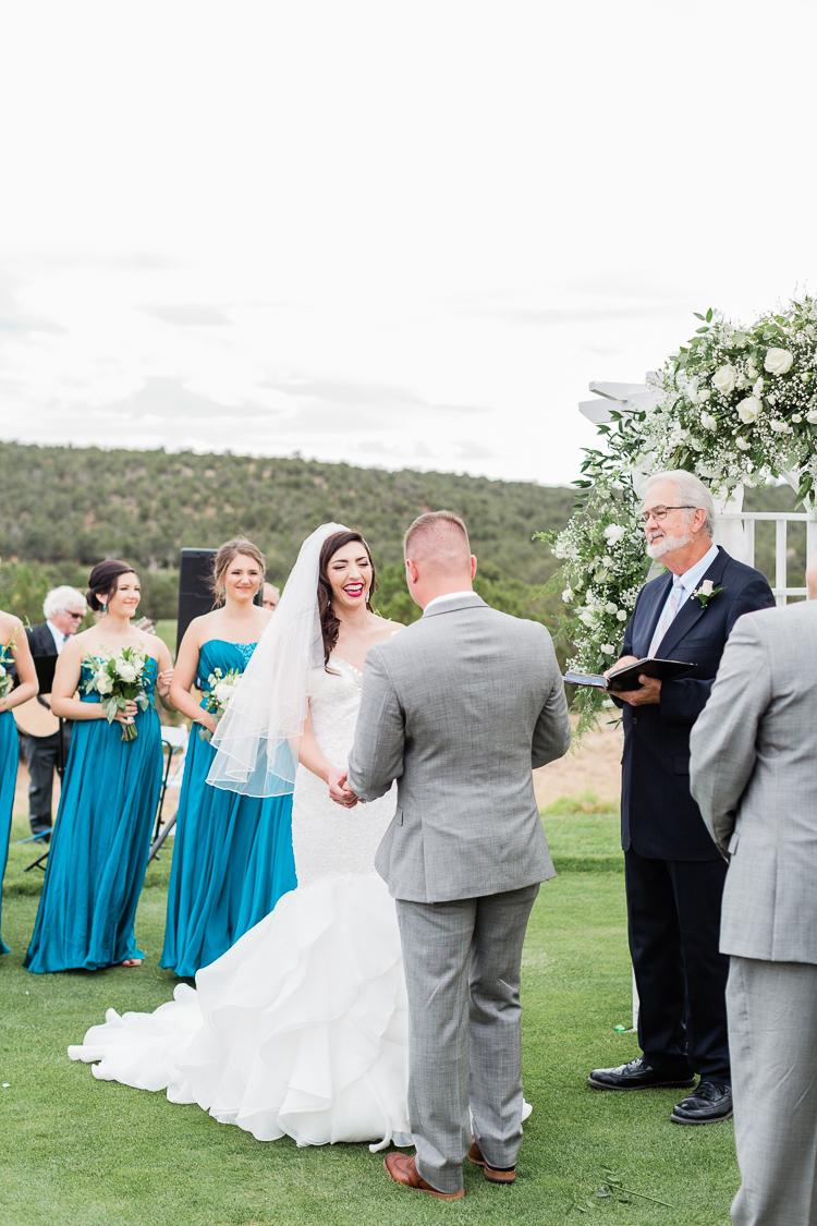 New Mexico Paako Ridge Golf Club Wedding Albuquerque Photo | Lauren Galloway Photography-54.jpg
