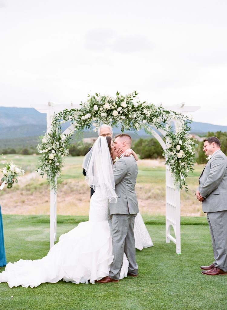 New Mexico Paako Ridge Golf Club Wedding Albuquerque Photo | Lauren Galloway Photography-55.jpg