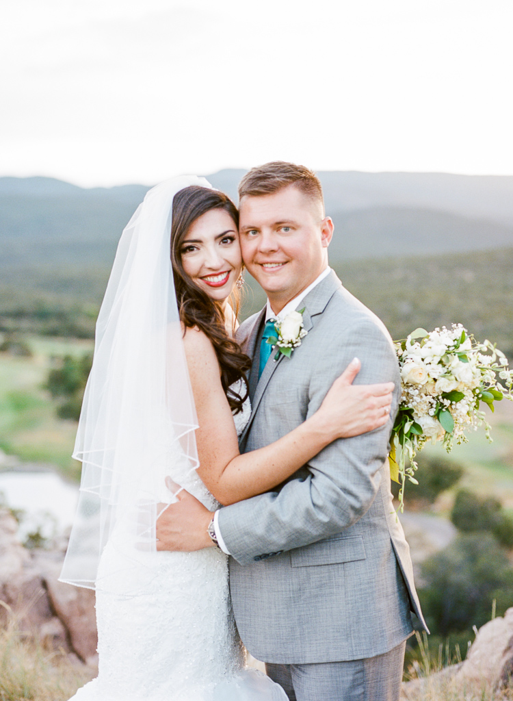New Mexico Paako Ridge Golf Club Wedding Albuquerque Photo | Lauren Galloway Photography-80.jpg