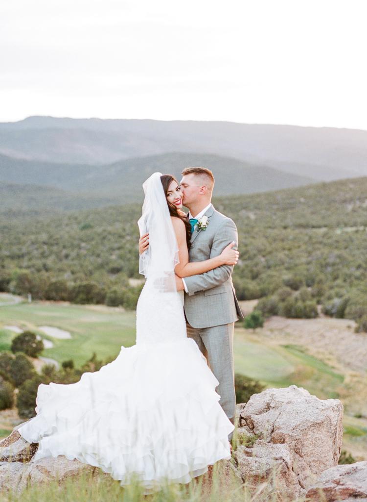 New Mexico Paako Ridge Golf Club Wedding Albuquerque Photo | Lauren Galloway Photography-87.jpg