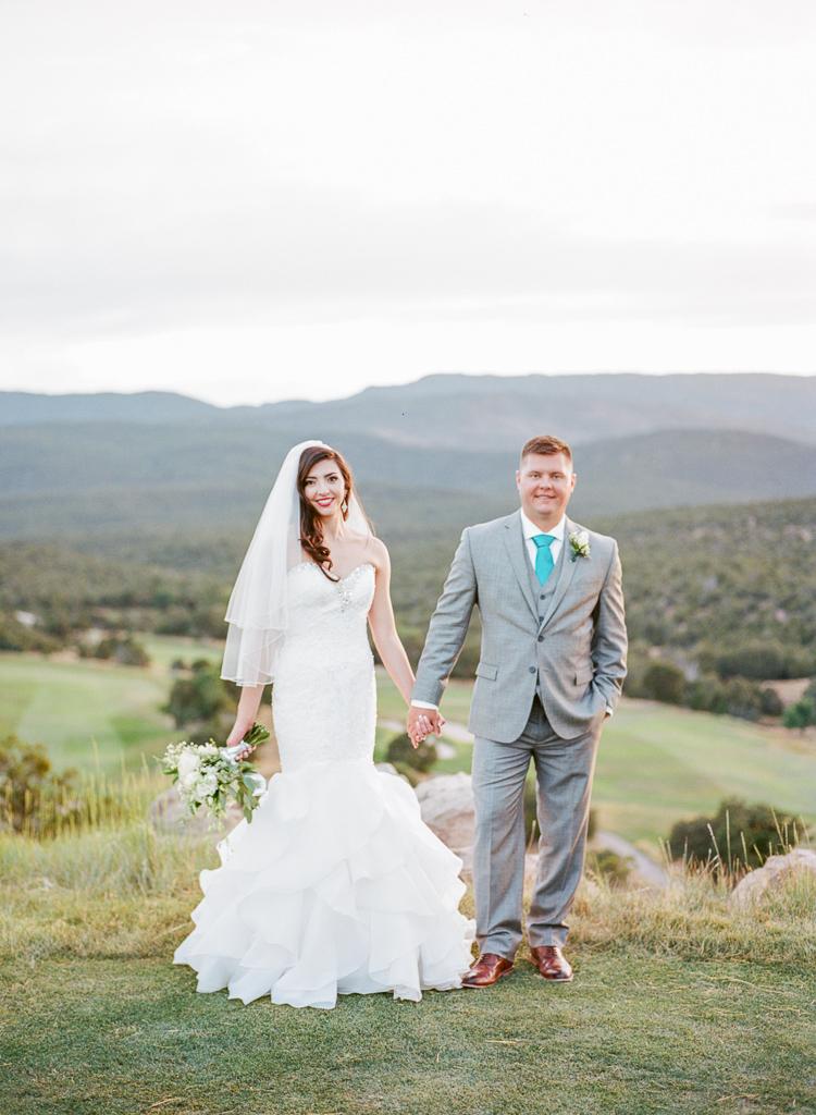 New Mexico Paako Ridge Golf Club Wedding Albuquerque Photo | Lauren Galloway Photography-91.jpg