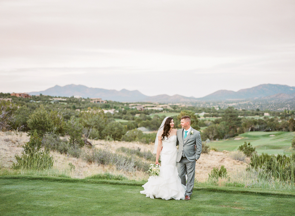 New Mexico Paako Ridge Golf Club Wedding Albuquerque Photo | Lauren Galloway Photography-107.jpg