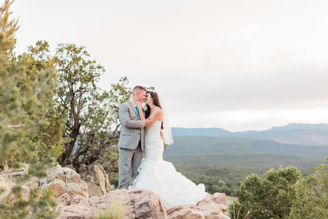 New Mexico Paako Ridge Golf Club Wedding Albuquerque Photo | Lauren Galloway Photography-101.jpg