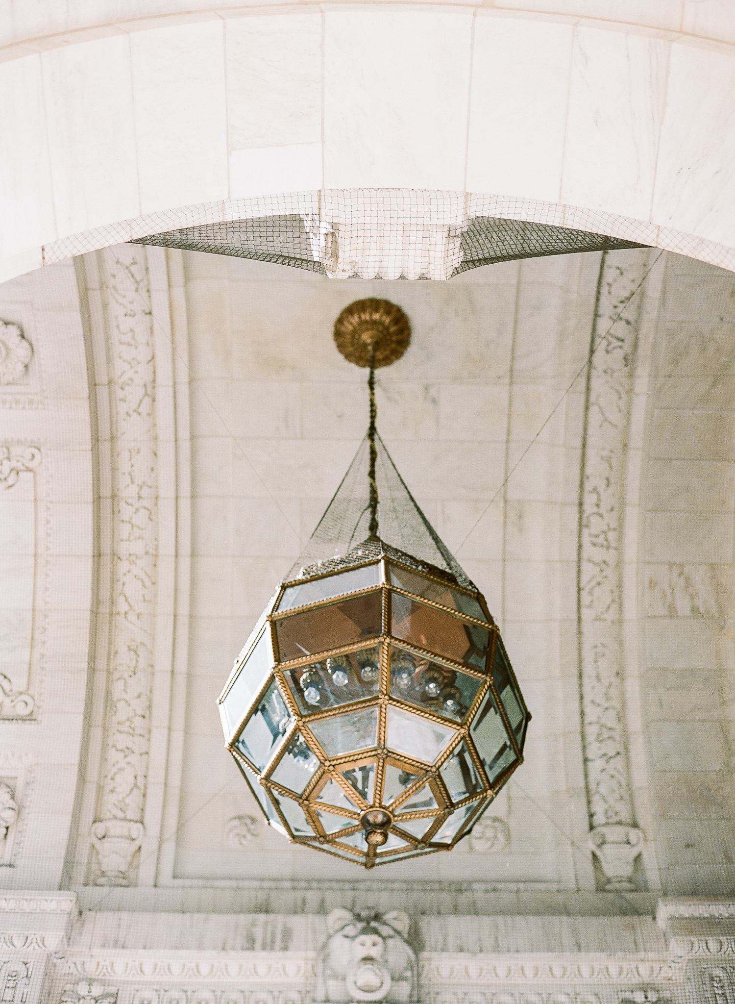 Lauren Galloway Photography | New York Public Library Wedding