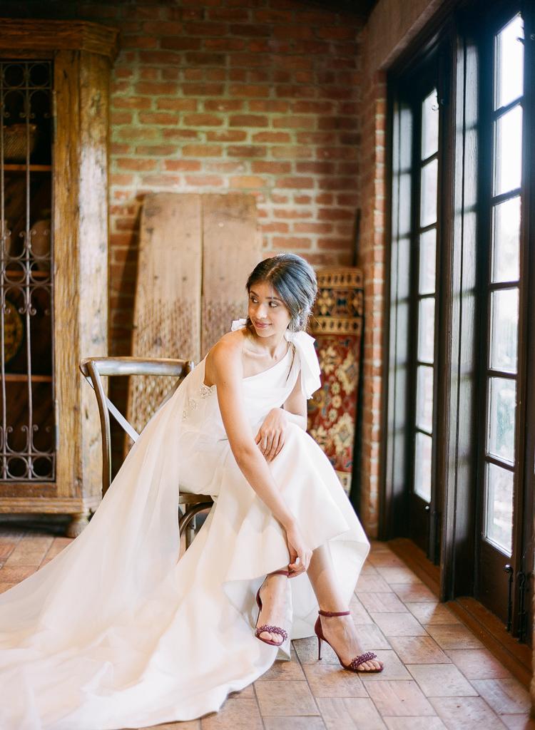 Lauren Galloway Photography   Casa Feliz Wedding Inspiration in Winter Park