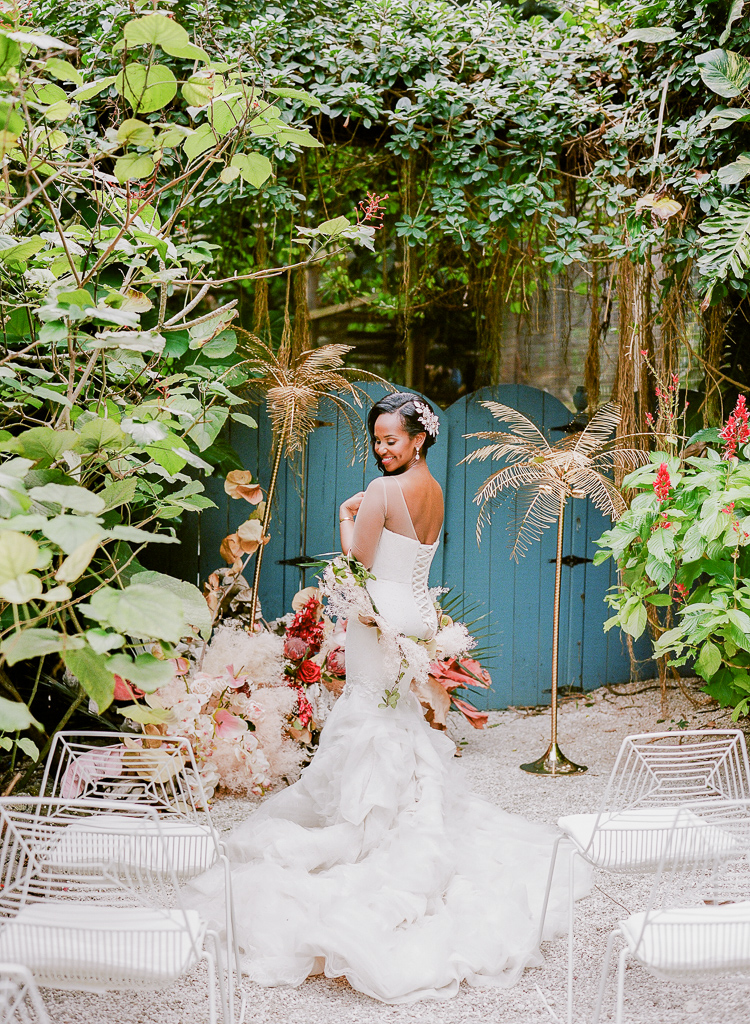 Historic Walton House   Miami Tropical Wedding Photographer   Lauren Galloway Photography -49.jpg