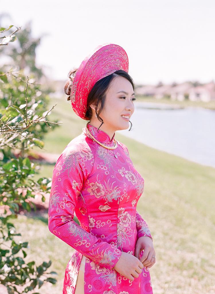 Elegant Vietnamese Traditional Wedding at the Sandpearl Resort