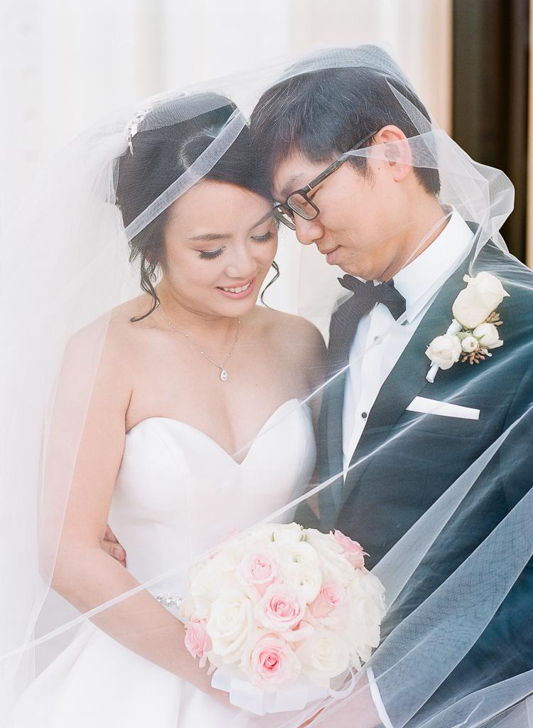 Lauren Galloway | Elegant Vietnamese Traditional Wedding At The Sandpearl Resort Florida