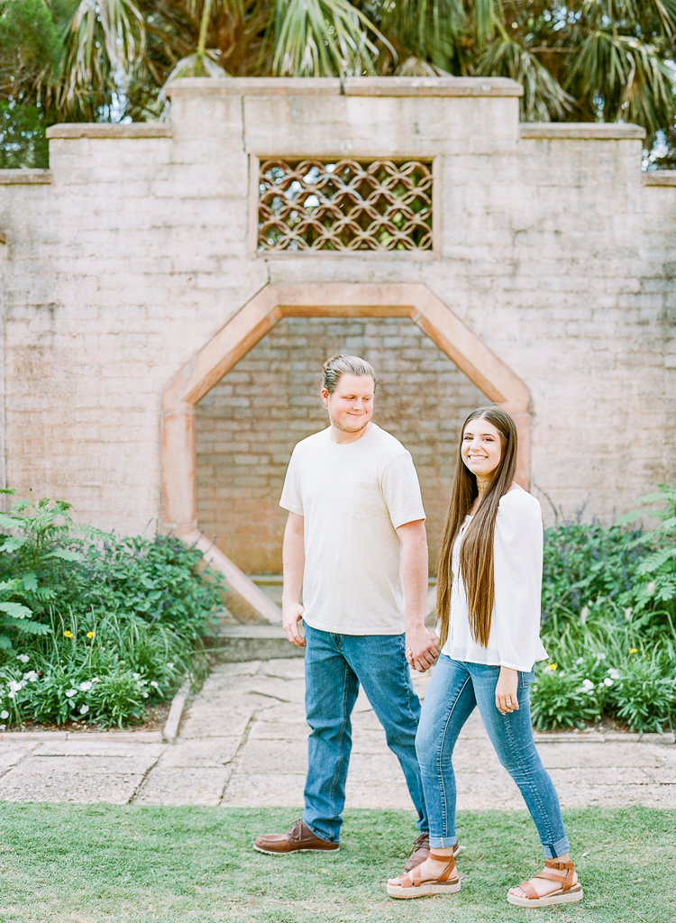 Lauren Galloway | Bok Tower Gardens Florida Family Session