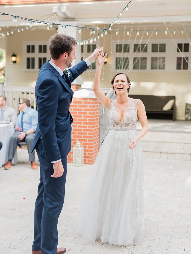 Lauren Galloway | Spring Wedding At Palmetto Riverside Bed & Breakfast, Bradenton Florida