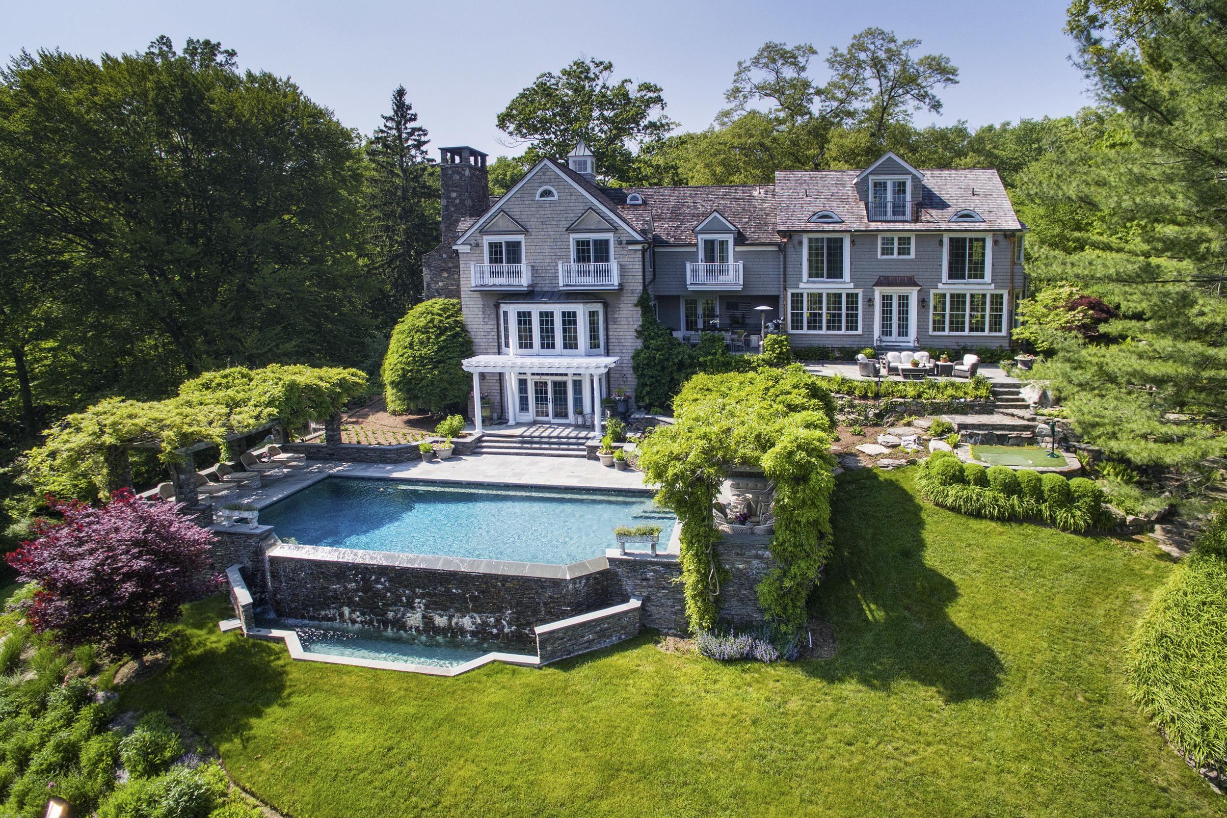 181 Mead St. - Waccabuc, NY - $15,985,000