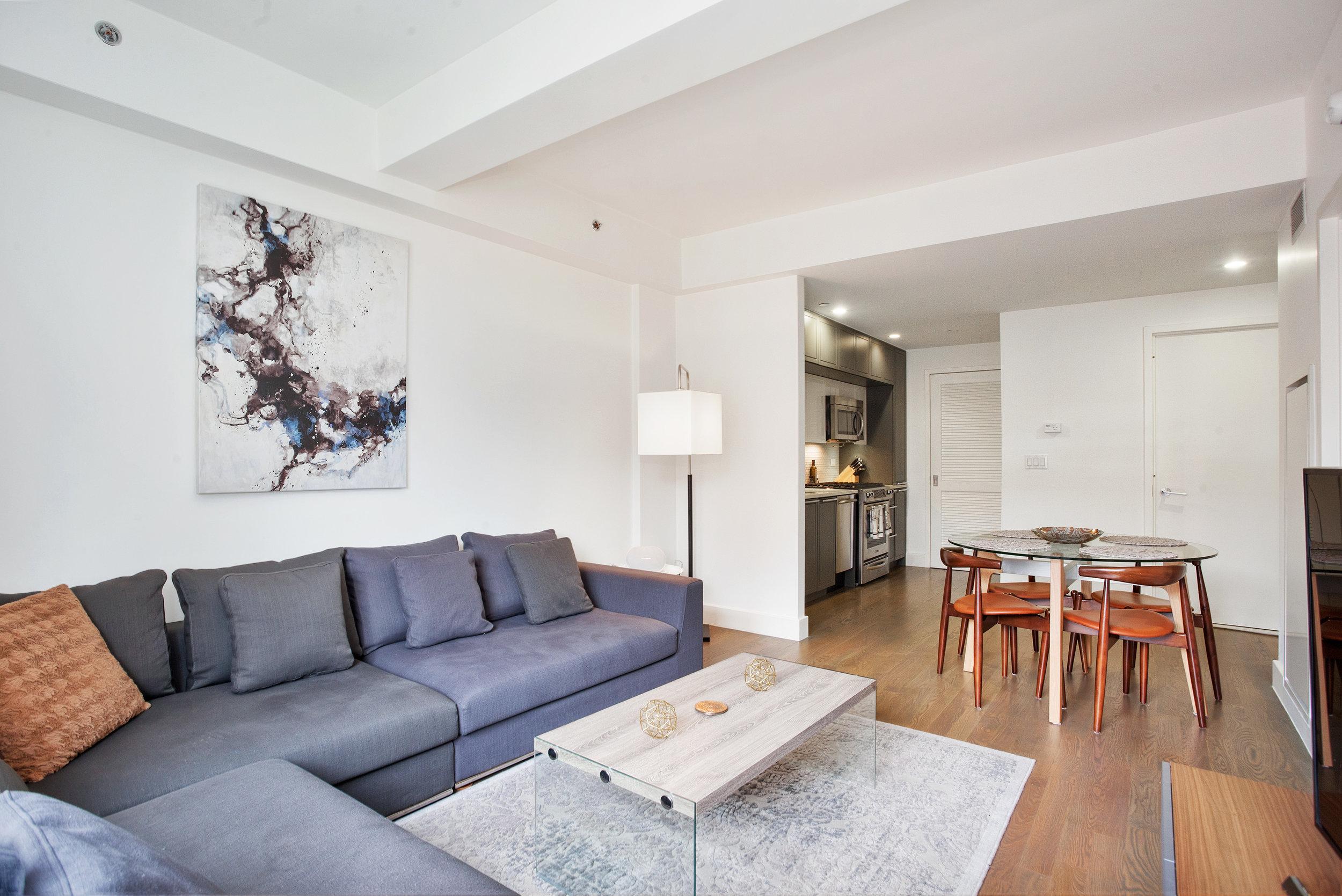 432 West 52nd Street, Unit 4F - $970,000