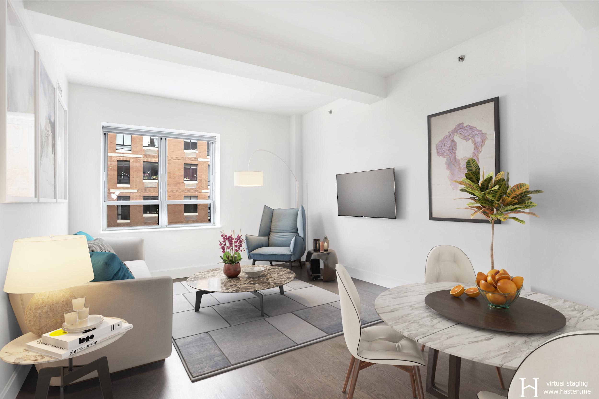 432 West 52nd Street, #2F - $950,000