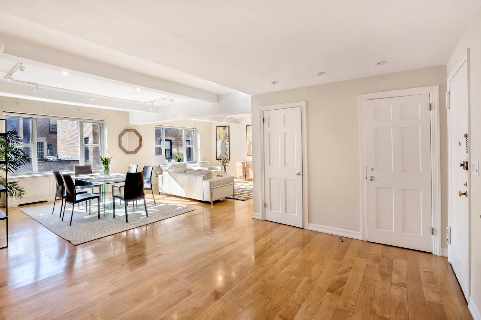 44 East 67th Street, Unit 8DE - $3,795,000