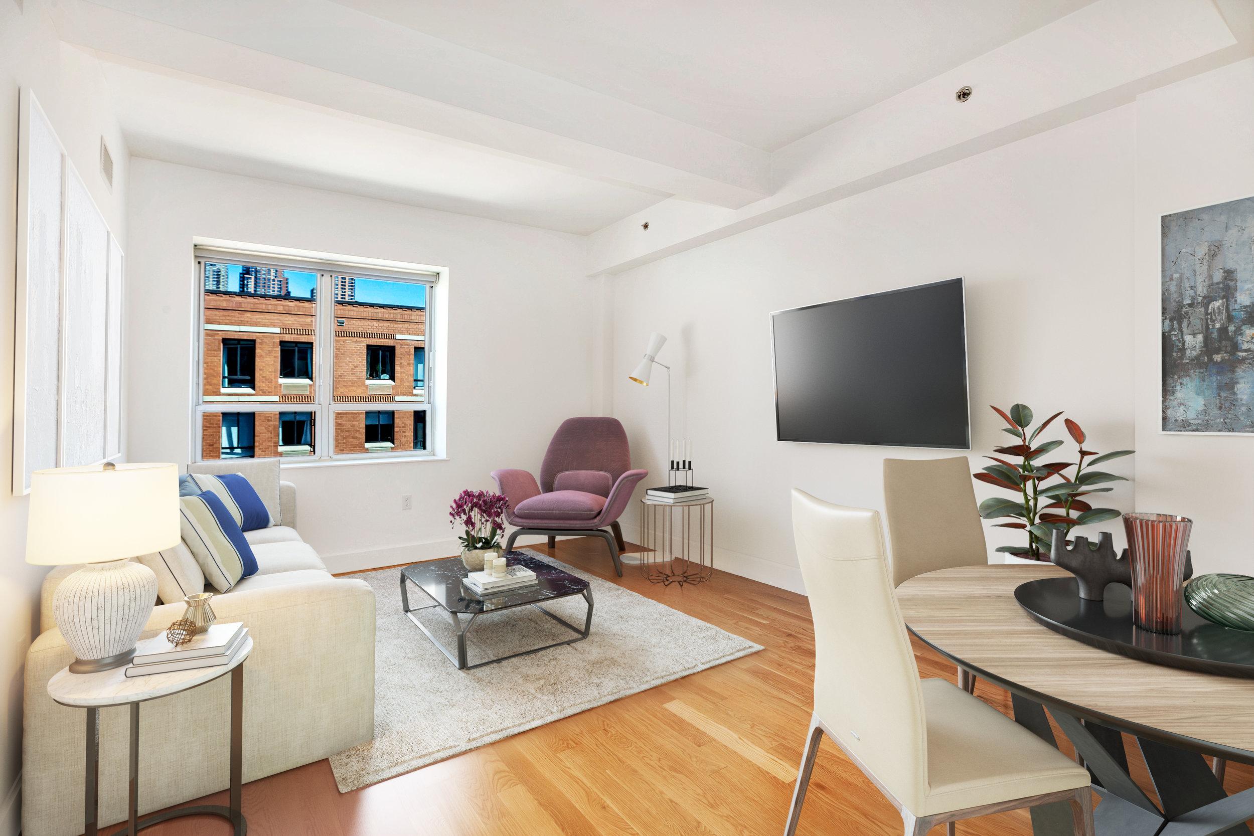 432 West 52nd Street, #6F - $950,000