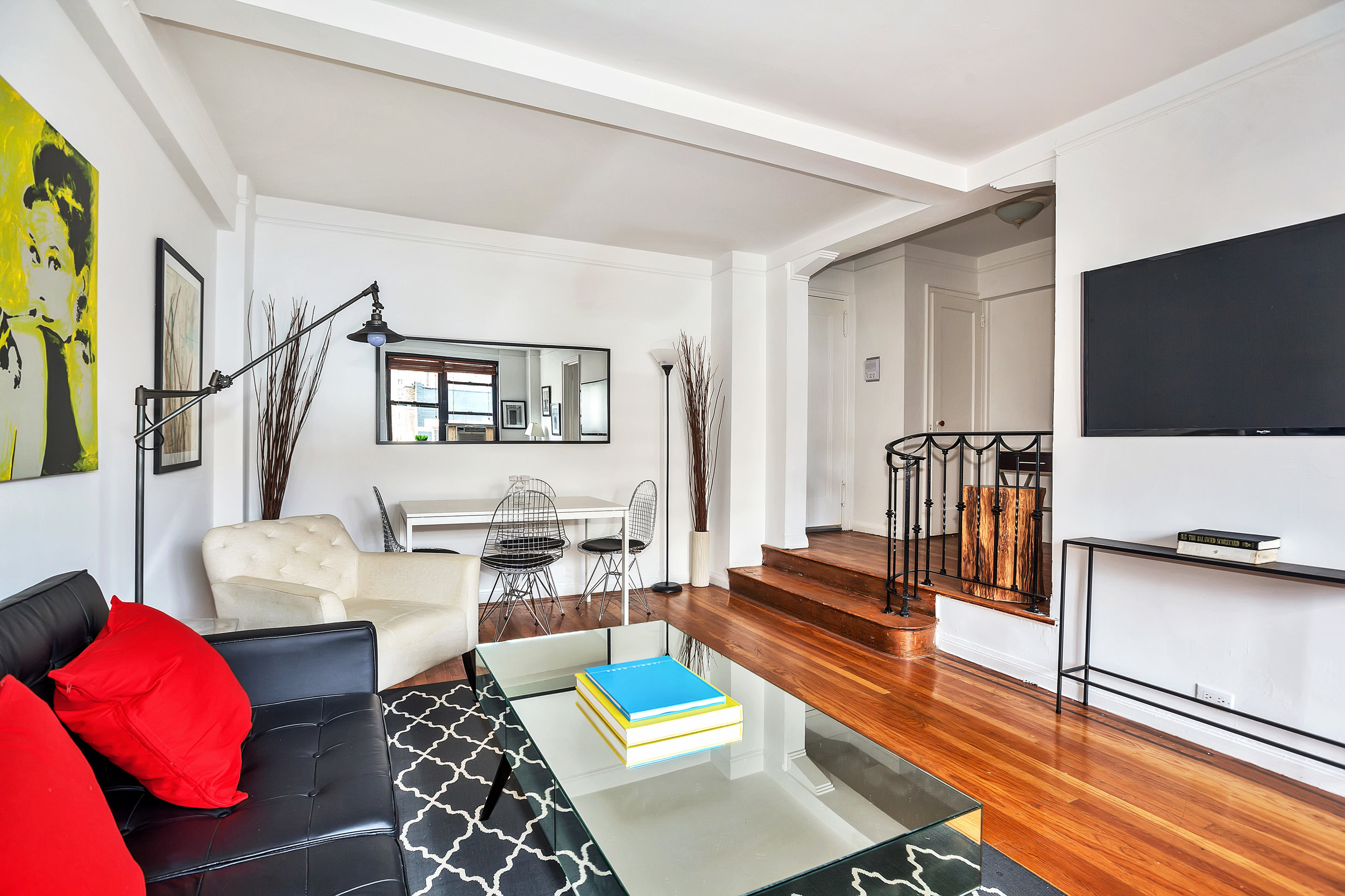 200 West 20th St. #611 - Studio  |  1 BA  |  $539,000