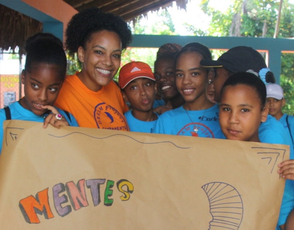About Volunteering — The DREAM Project