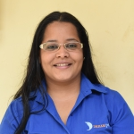 Angela Martinez  A Ganar Labor and External Relations