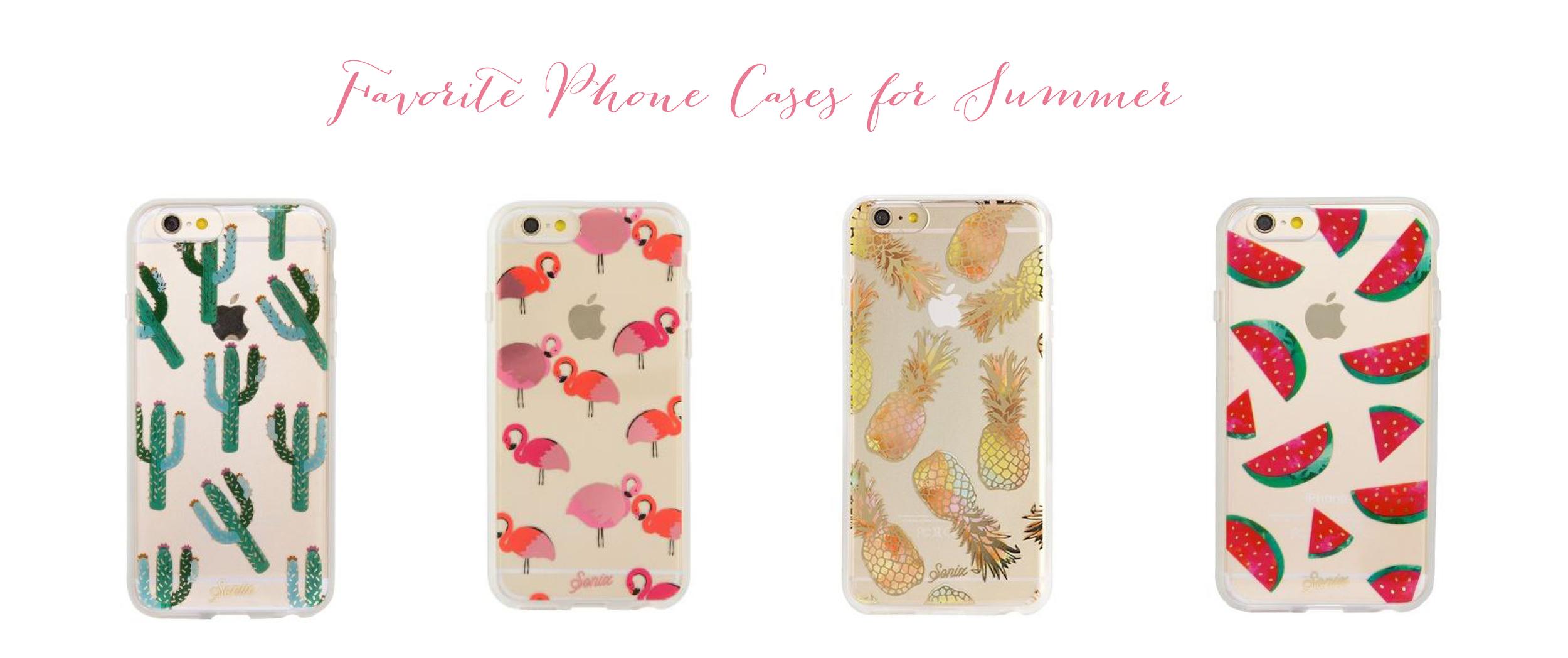 Click links to shop:  cactus ,  flamingo ,  pineapple ,  watermelon