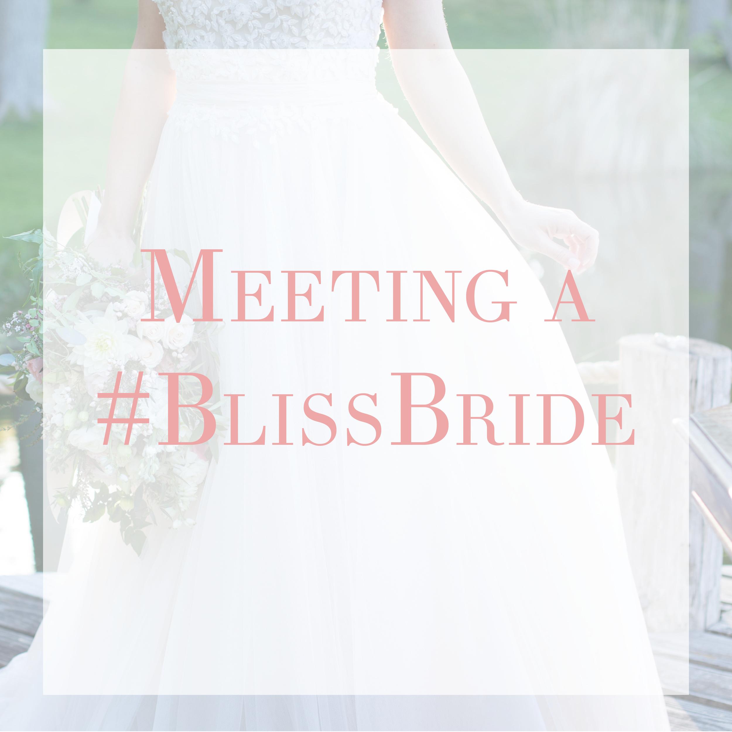 Bliss Celebration + Design   #BlissBride