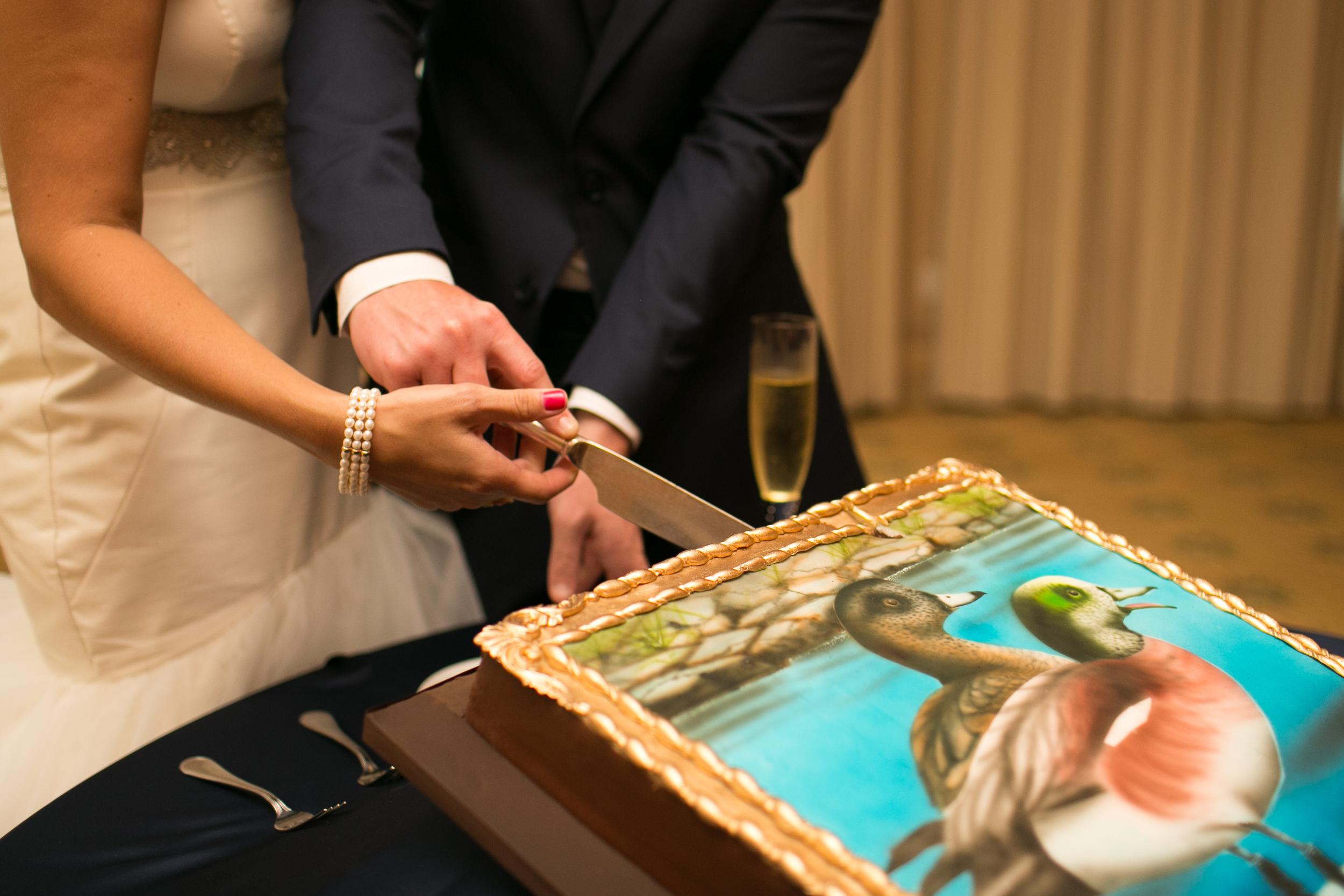 Bliss OKC | Aubrey Marie Photography | Amy Cakes | Hand Painted Cake