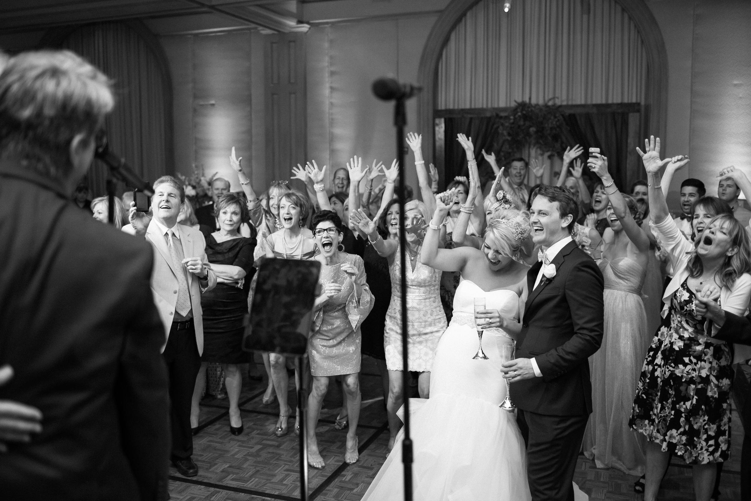 Bliss OKC | Aubrey Marie Photography | Wedding Reception
