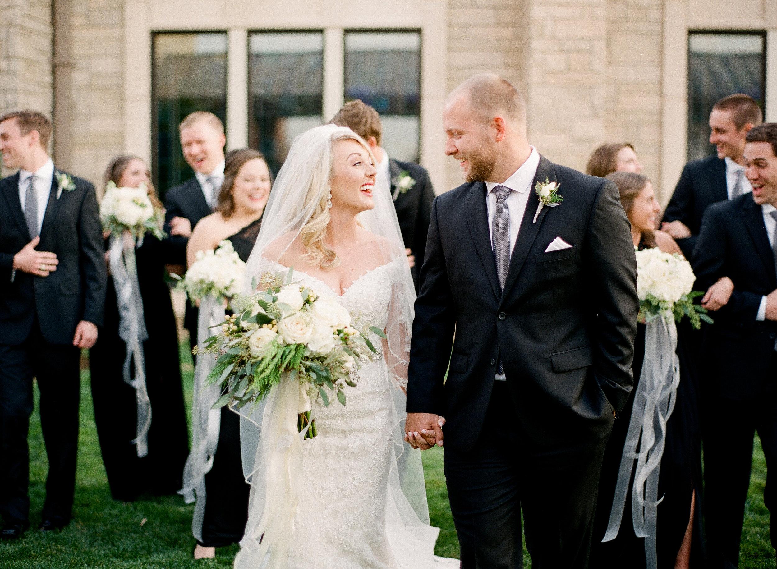 Magnolia Adams Photography | Wedding Party