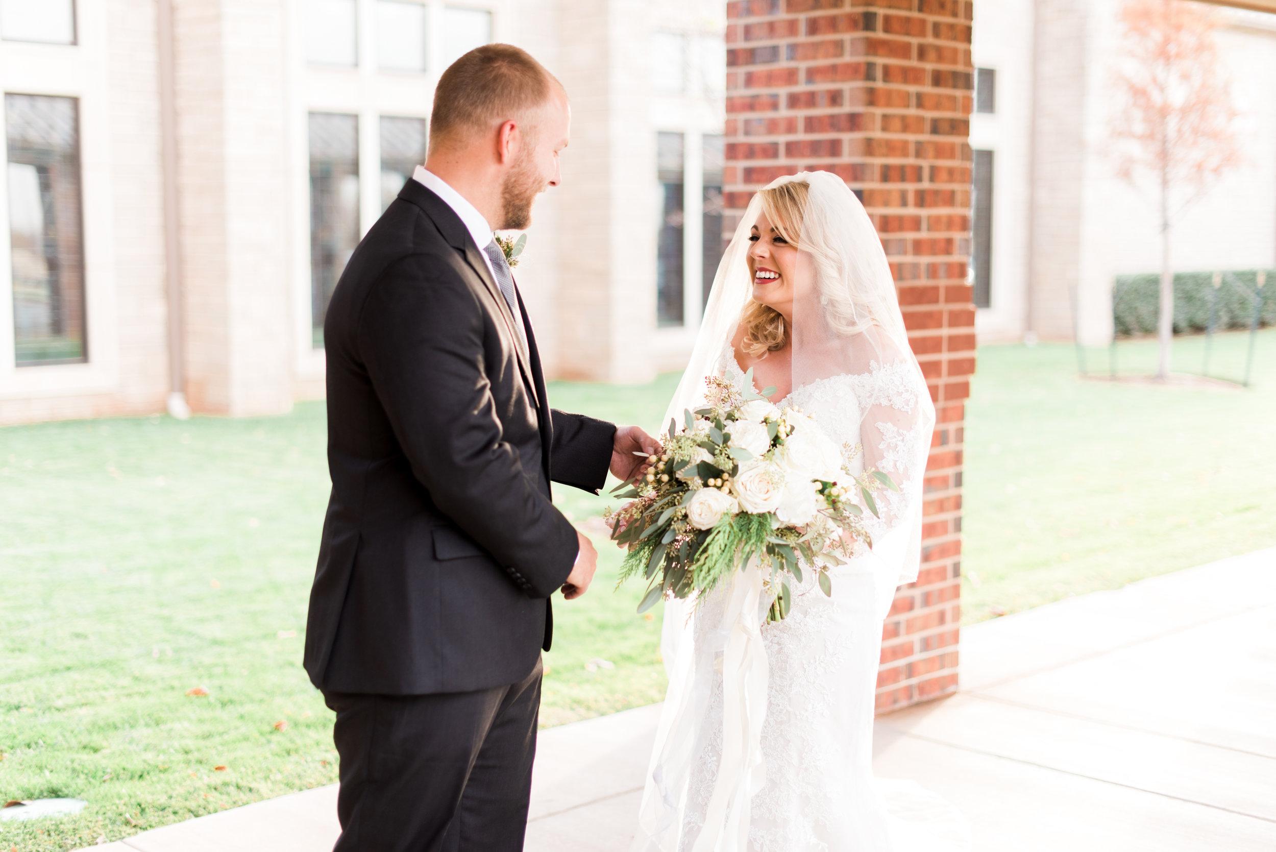 Magnolia Adams Photography | Wedding Day