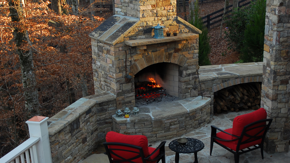 Stone Outdoor Fireplace.jpg