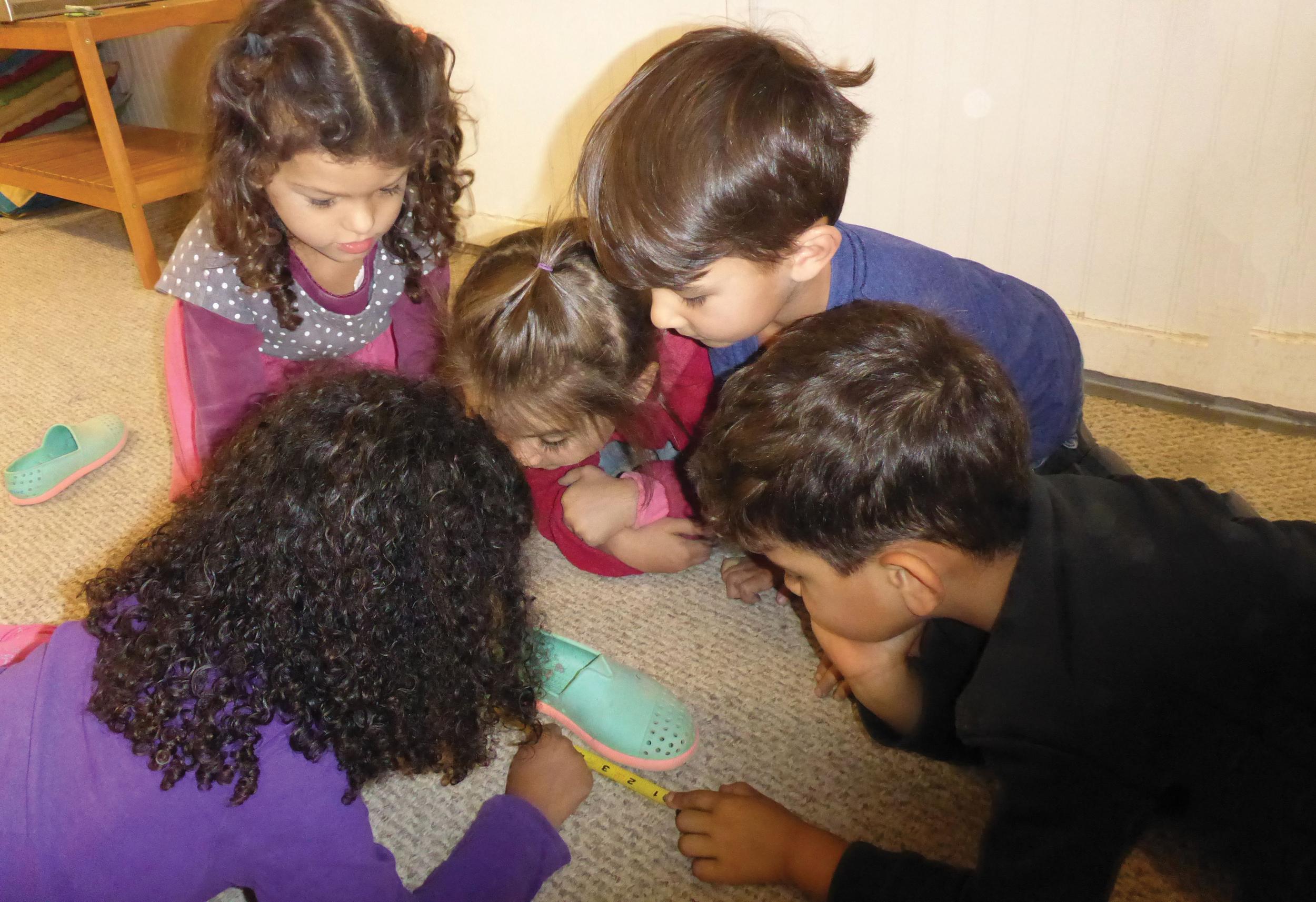 San Francisco, Spanish immersion preschool, bilingual preschool, Spanish preschool, Reggio Emilia preschool, child-centered preschool, parent coop preschool, parent participation preschool