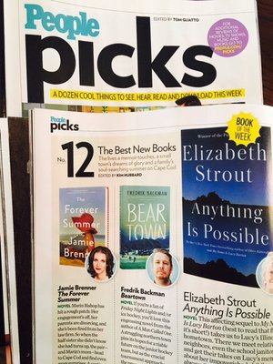 As seen in  People  magazine .