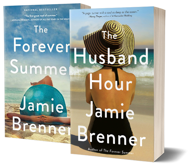 Now Available in paperback: - The Forever SummerThe Husband Hour