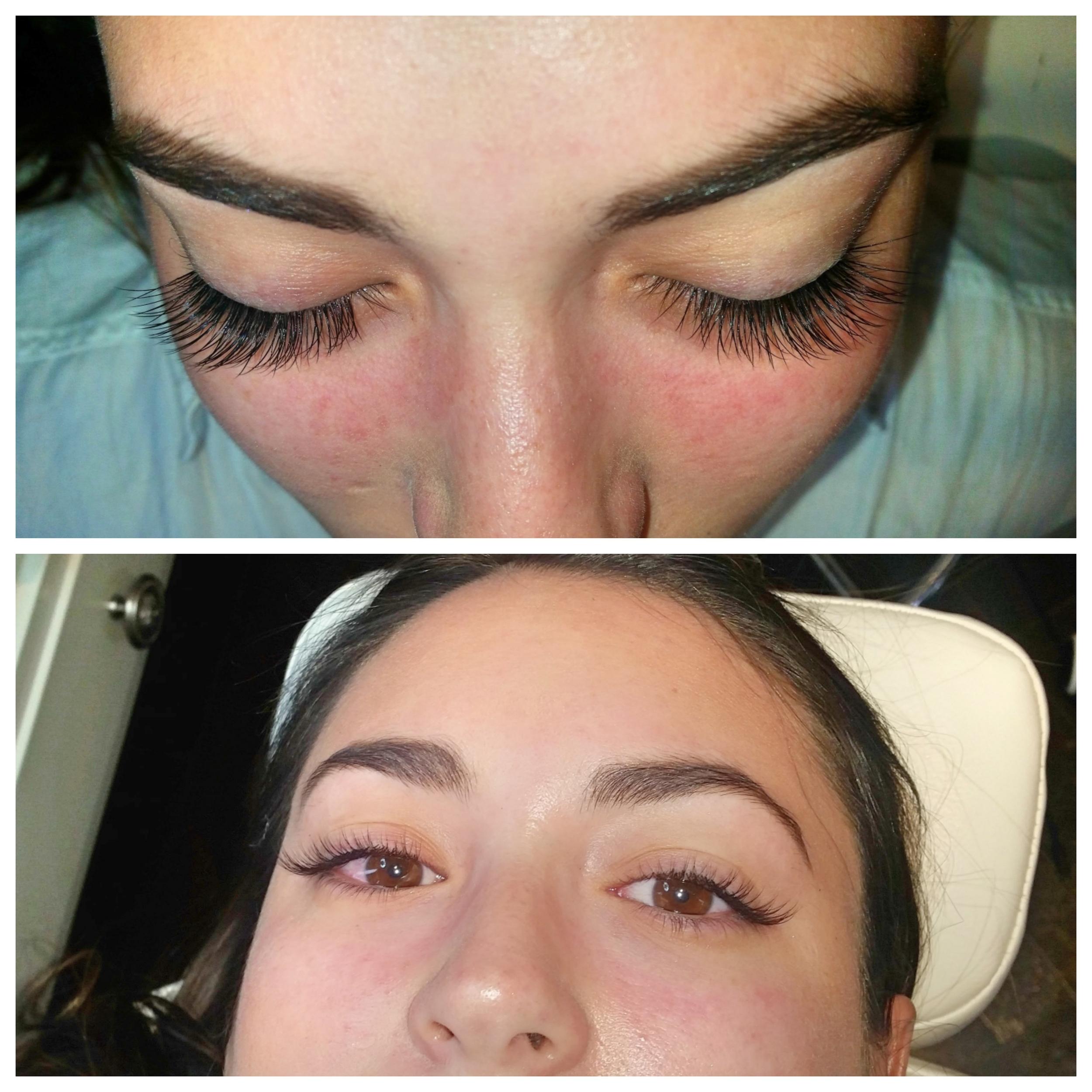 eyelash extensions white plains NY eyebrow shaping