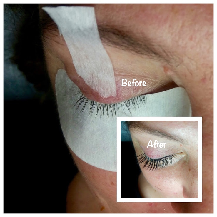 Volume eyelash extensions White Plains NY