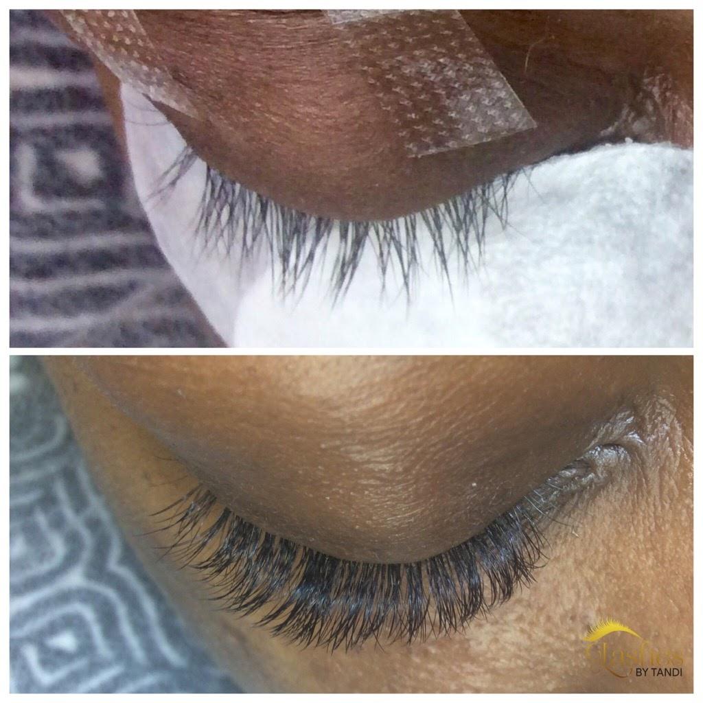3D Volume eyelash extensions white plains NY