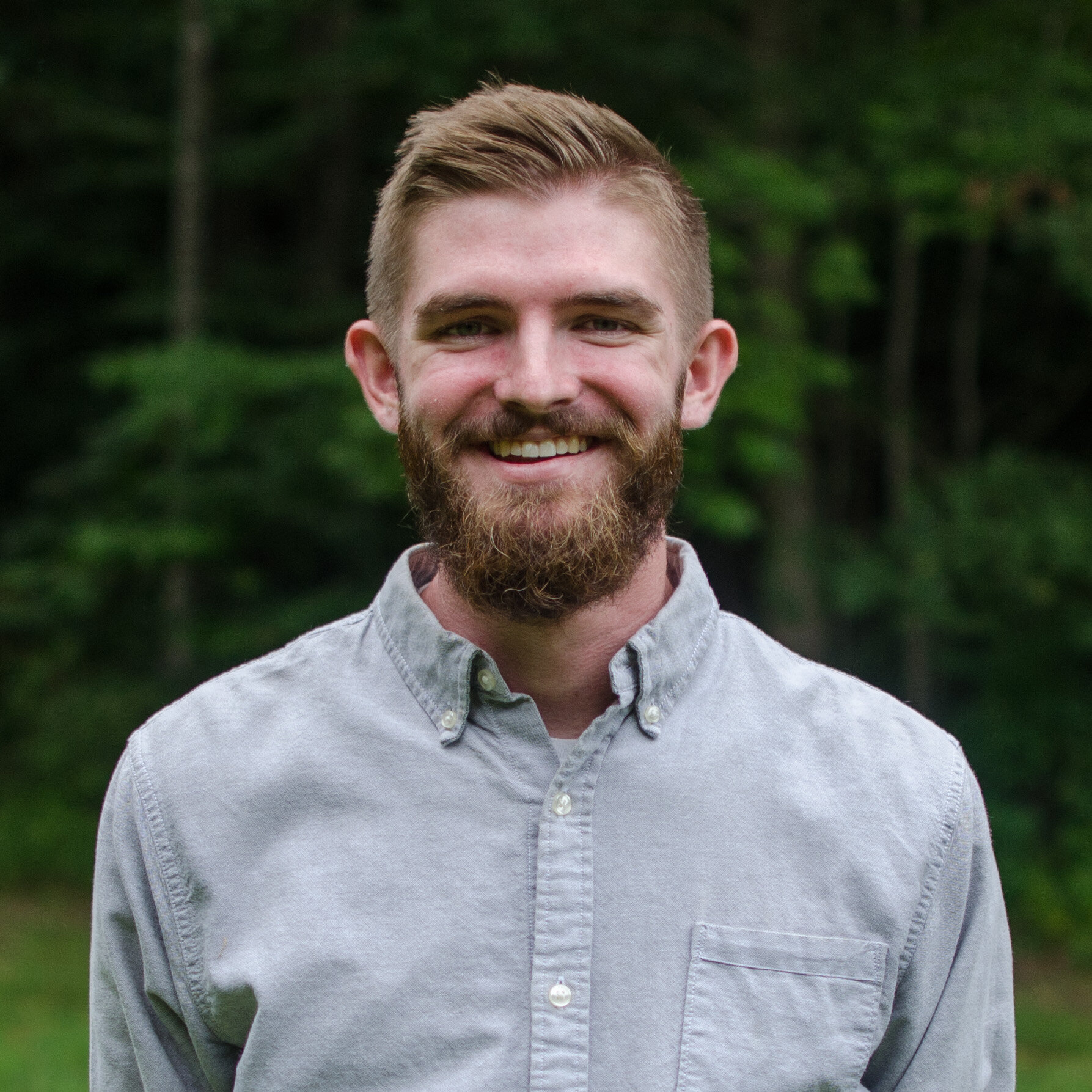 Zach Perkins - Campus Staff