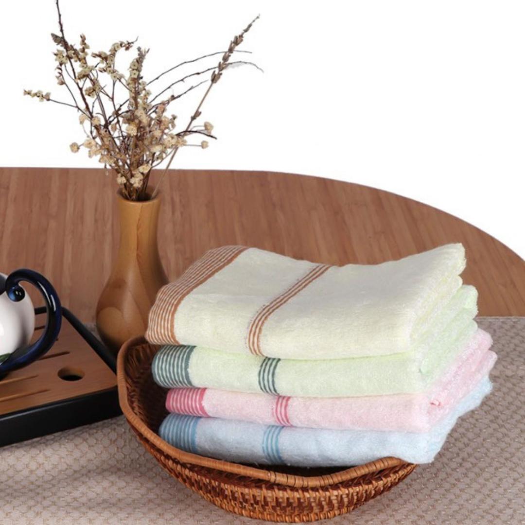 Natural-Absorbent-Bathroom-Towels-