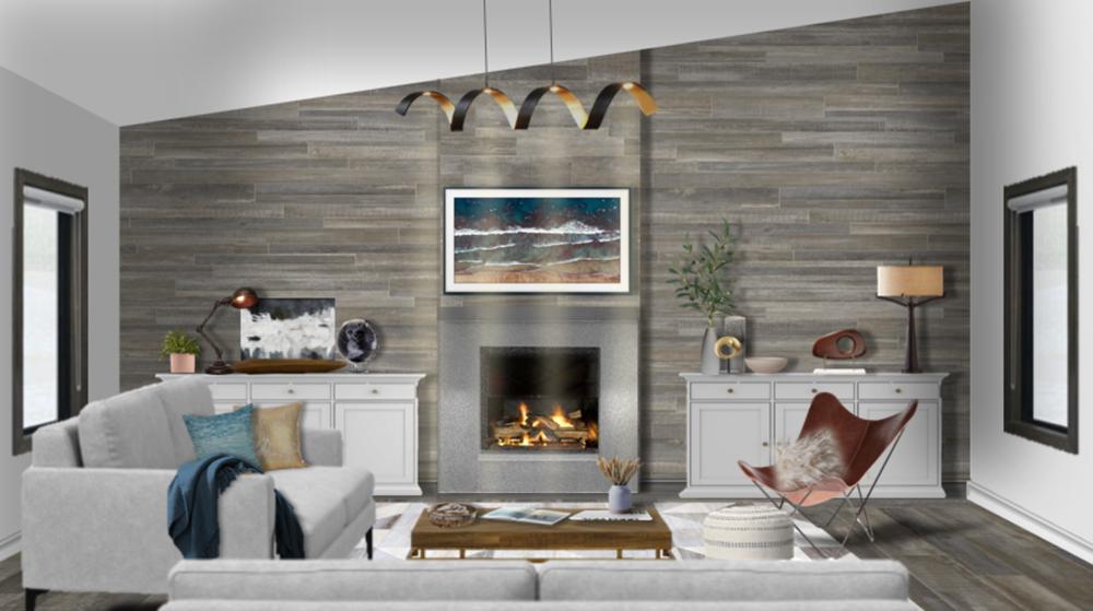 Mixing Modern Classic Rustic, Rustic Modern Furniture Designer