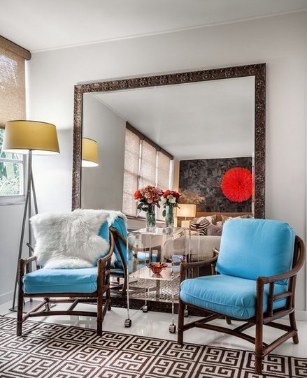 20 Incredibly Clever Ways To Decorate With Mirrors In A Small Living Room Michael Helwig Interiors