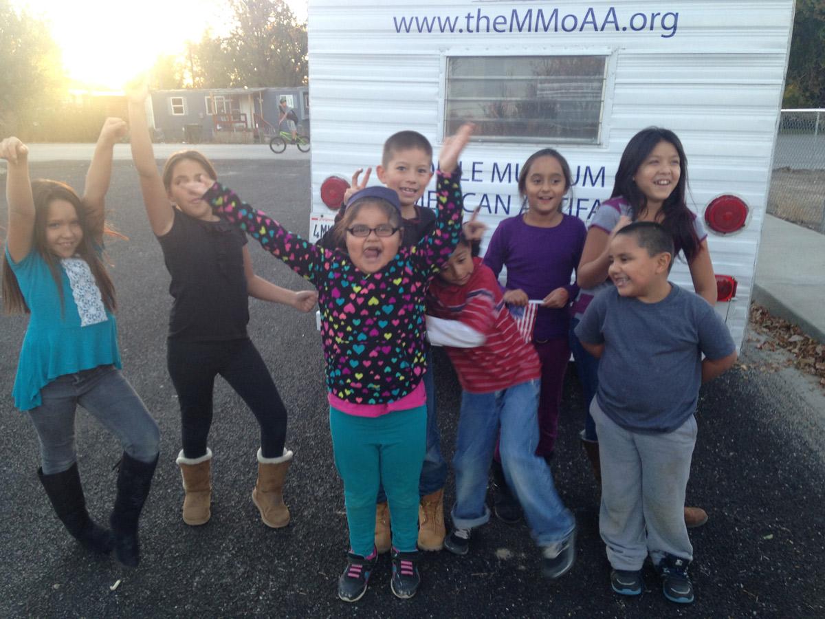 The MMOAA at Pyramid Youth Programs.