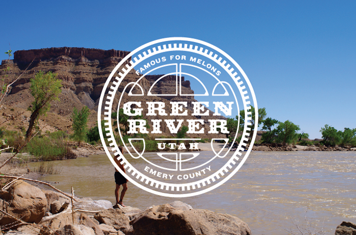 A seal for the town of Green River, 2011