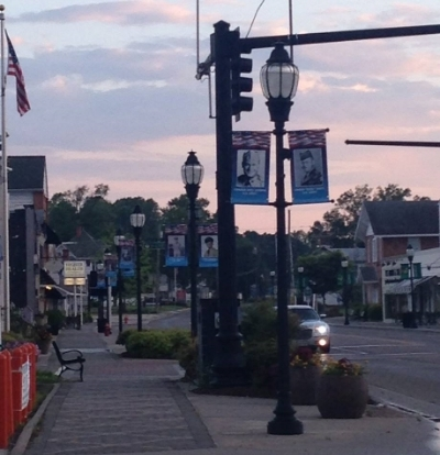 Main Street Kilmarnock, Virginia Steptoes District (Photo via Town of Kilmarnock Virginia's Facebook)