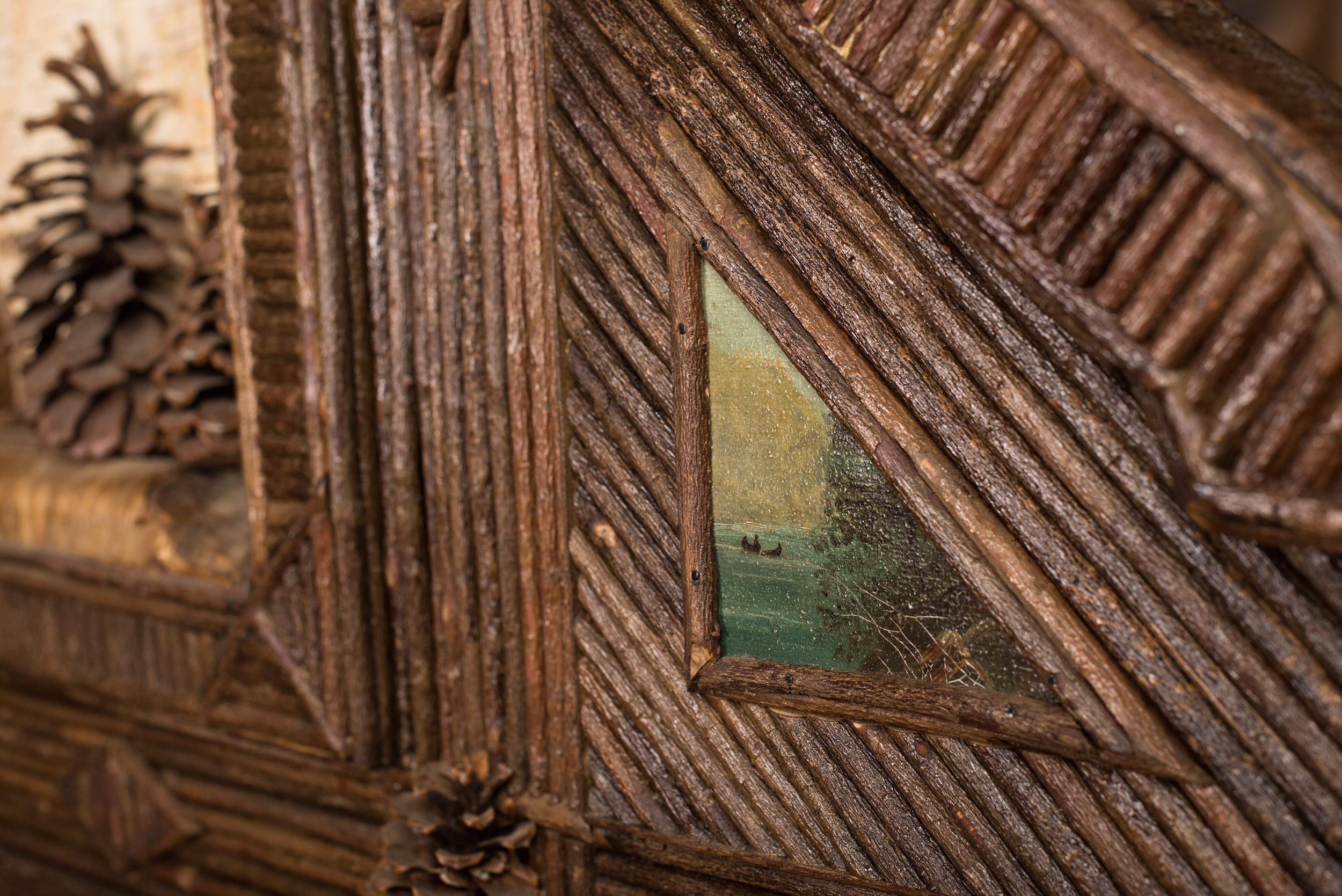 Rustic Sideboard