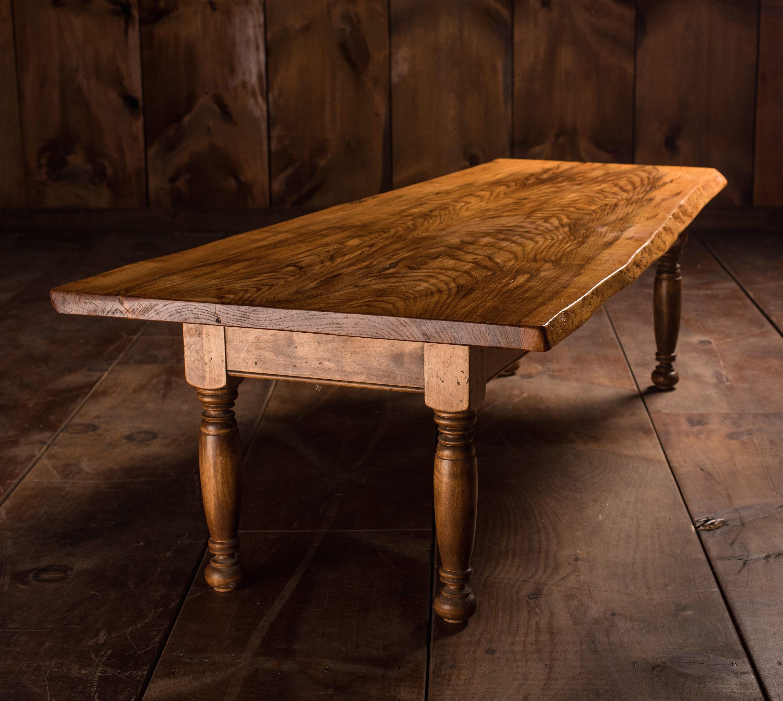 English Elm Coffee Table