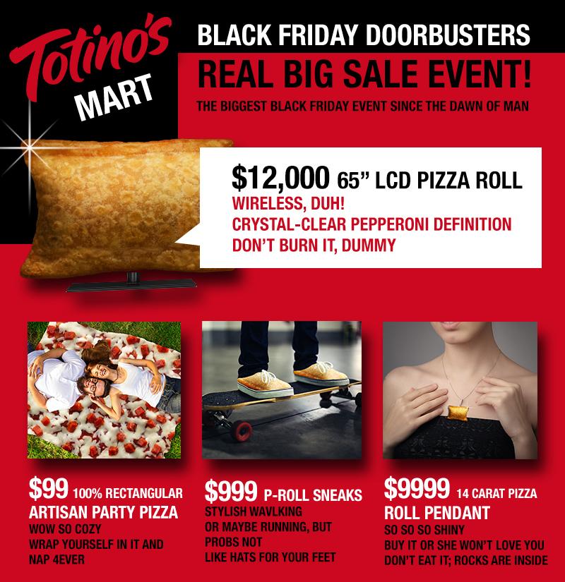 Black Friday Doorbuster Ad